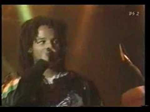 Sting and Ziggy Marley-One World(not three)-Montreux 1988