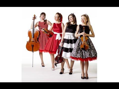 Quartetto Effe Quartetto d'archi femminile  Torino musiqua.it