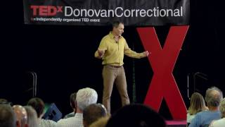 The Truth Will Set You Free | Scott Sargeant | TEDxDonovanCorrectional