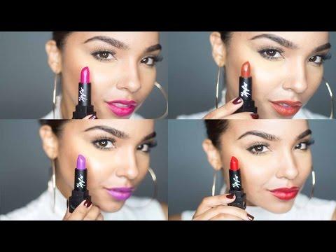Matte Liquid Lipstick by The Lip Bar #3