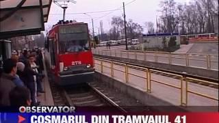 Tanara Intepata Cu O Seringa In Tramvaiul 41 11 IANUARIE 2012
