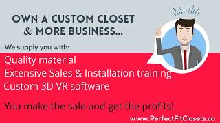 Business Intro Custom Closets And More