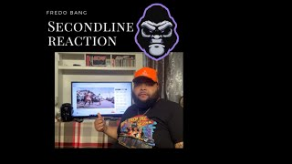 Fredo Bang - Second Line (Official Video) Reaction