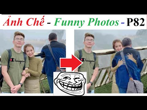 💥Ảnh Chế  – Funny Photos (P 82) 💥Reaction Top Comment Ảnh Chế, Photoshop Troll