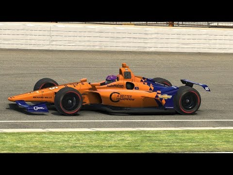 Indy 500 no iRacing e nova categoria de eSports ajuda quem quer se tornar profissional   eGP às 10
