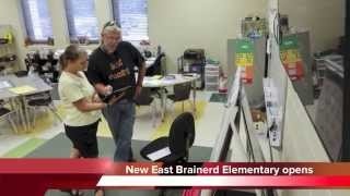 New East Brainerd Elementary School opens in Chattanooga