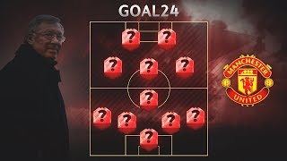 Символическая сборная «Манчестер Юнайтед» в XXI веке. от Ван дер Сара до Руни - GOAL24