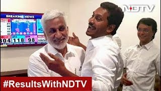 Election Results With Prannoy Roy: Andhra Pradesh Chooses Jagan Reddy, Naidu Decimated