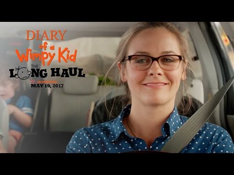 Diary of a Wimpy Kid: The Long Haul (TV Spot 'Her Way on the Highway')