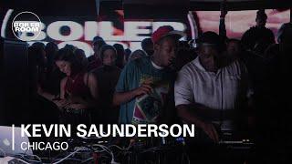 Kevin Saunderson Boiler Room Chicago DJ Set