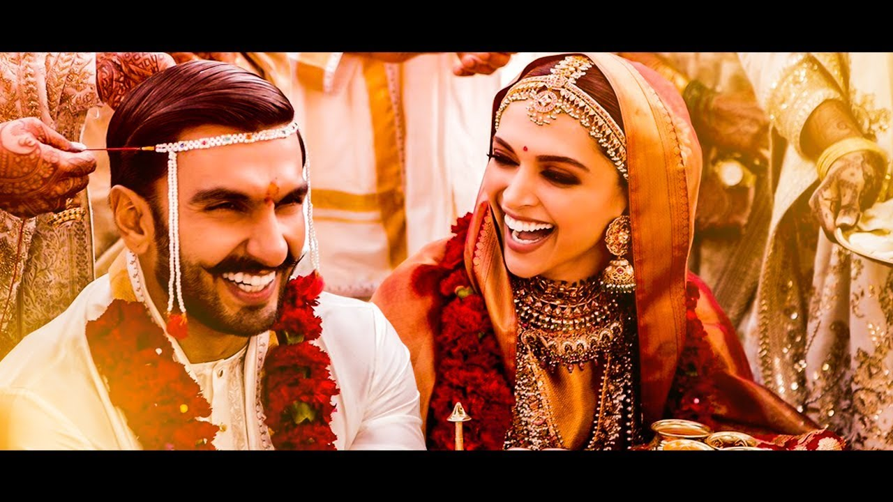 Finally! Deepika Padukone - Ranveer Singh Sindhi Got Married | Wedding Video