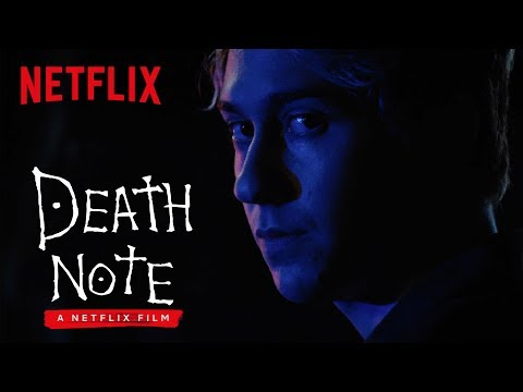 Netflix美版《死亡筆記本》第二支預告正式上線