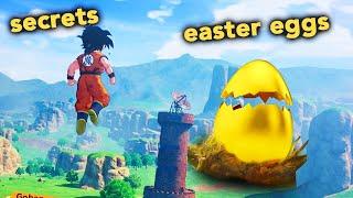 Dragon Ball Z: Kakarot - Top 10 Secrets, Easter Eggs & References