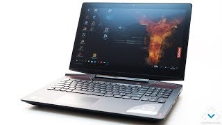 Test laptopa Lenovo Legion Y720