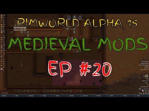 Rimworld alpha 15 modpack – EP #20 – Man the ballista