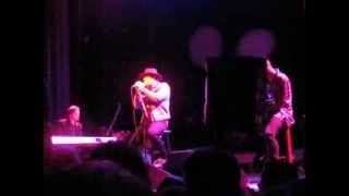 """Getting Out"" - Daniel Merriweather - SF Regency Ballroom, 4/15/10"
