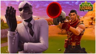 A NOOB HUNTS WILD CARD! - FORTNITE SHORT FILMS