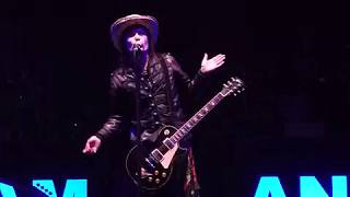 "Adam Ant ""Prince Charming"" Leeds Arena 27 May 2017"