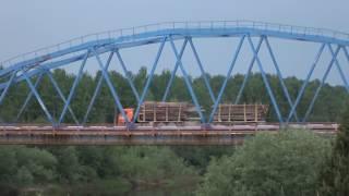 Рено Логан Распаковка посылки Язьвинский мост Красновишерск