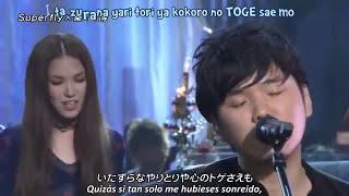 SuperflyxHataMotohiro/秦基博-Kaede/楓SpitzCover