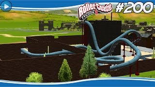 ZWEMBAD SPECIAL! - ROLLERCOASTER TYCOON 3 #200