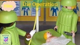 Playmobil Film Deutsch DIE OPERATION ♡ Playmobil Geschichten Mit Familie Miller