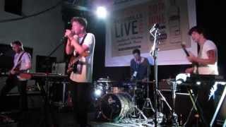 Sons & Lovers - Golden - Bushmills live 2013
