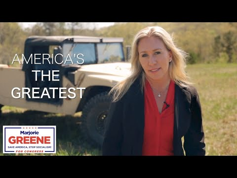 SHOCK: Georgia Elects Lunatic QAnon Conspiracy Theorist Marjorie Taylor Greene To Office!