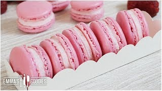 How YOU can make Perfect Fool Proof French Macarons!