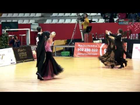 Preview video Salou´13 - Gabriele Castellani & Iana Zaitceva, Quickstep (HD)