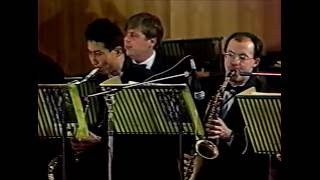 C Basie   Blee Bloo Blues 12 11 1997 Новосибирская фил я