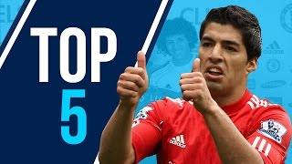 Top 5 | Shocking January Deadline Day Deals | Suarez, Torres, Arshavin & more