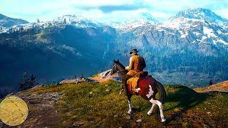 Red Dead Redemption 2 - First Gameplay