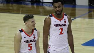 No. 1 Seed Virginia Tops NC State with Tough Stellar Second Half Scoring
