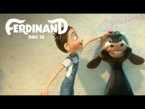 Ferdinand TV Spot 'Happy to Call This Home'