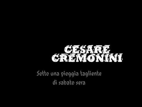 La cameriera dei giorni più belli - Cesare Cremonini