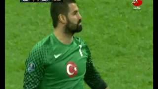 Turkey vs Croatia 0-3 All Goals & Highlights (11.11.11)