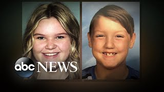 New developments in search for 2 missing Idaho children | ABC News Prime