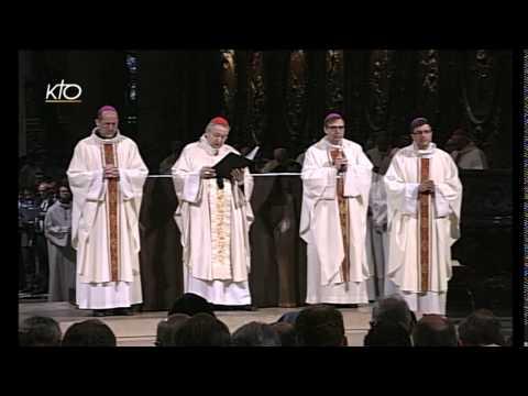 Messe Chrismale 2015 - Notre-Dame de Paris