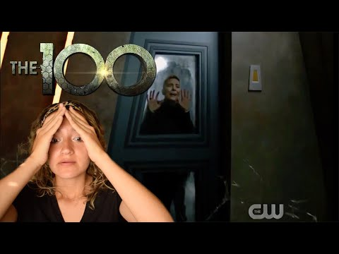 "The 100 Reaction to ""A Little Sacrifice"" 7×10"