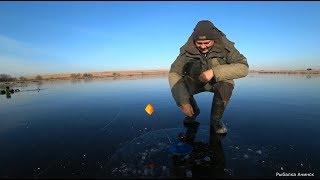 Зимняя рыбалка первый лед 2019 2020 первые щуки на жерлицы