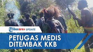 Petugas Medis Covid-19 Diserang KKB saat Antar Obat-Obatan di Papua 1 Tewas, 1 Kritis