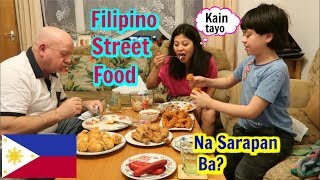 Cooking Filipino Street food for our dinner   A Filipina in the UK