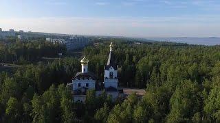 15.10.2015 - Красивый Усть-Илимск. Полет #1