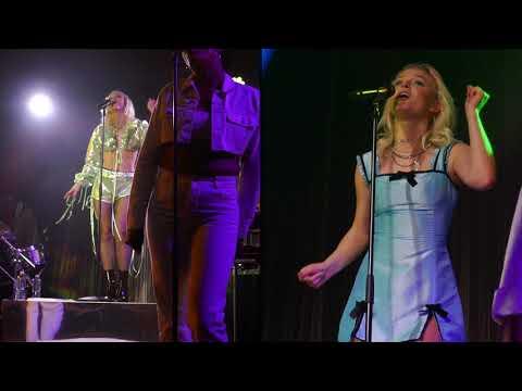 Zara Larsson All The Time Live Us Tour 4k