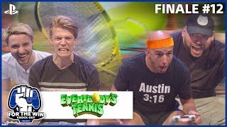 HARM & LINK Vs QUCEE & JAYJAY | EVERYBODY'S TENNIS X CLASSIC FINALE | FOR THE WIN: KNOCK OUT | #12