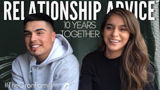 RELATIONSHIP ADVICE FOR YOUNG COUPLES!! | SECRET TO KEEP A RELATIONSHIP HEALTHY
