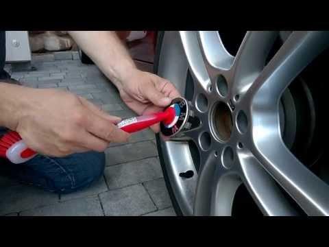Radnabendeckel entfernen - ohne Rad zu demontieren?