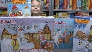 Adventskalender für Kinder: Benjamin Blümchen und Bibi & Tina - Lohnt es sich?