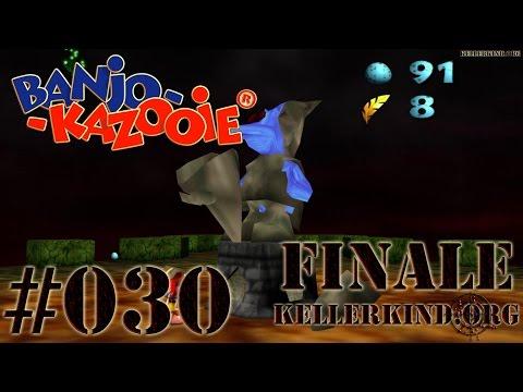 Banjo-Kazooie #030 – Gruntildas Ende [Finale] ★ Let's Play Banjo-Kazooie [HD|60FPS]